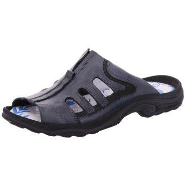 Kristofer Komfort Schuh schwarz