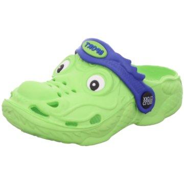 Galop Offene Schuhe grün