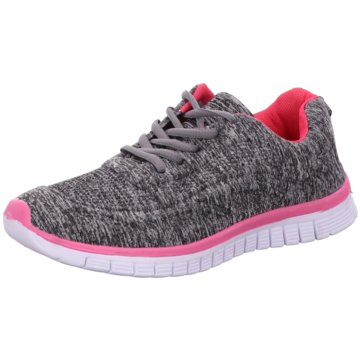 D.T. New York Sneaker Low grau