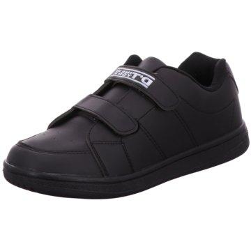 D.T. New York Sneaker Low schwarz