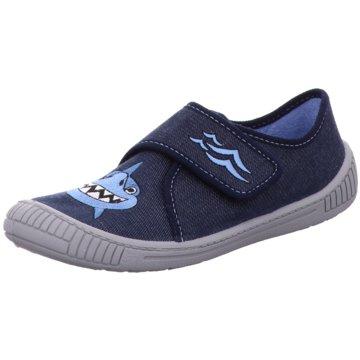 Fischer Schuhe Klettschuh blau