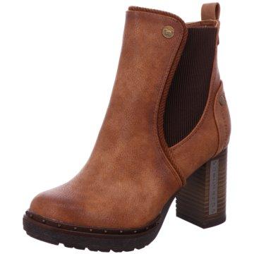 Mustang Chelsea Boot braun