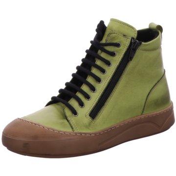 Gemini Komfort StiefeletteAnilina grün