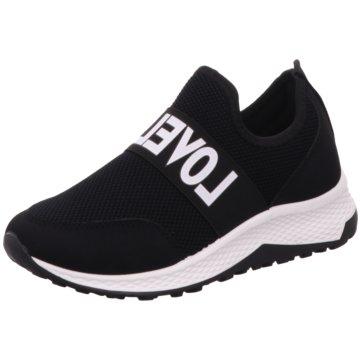 Shoeplanet Sneaker Low schwarz