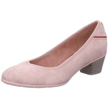 s.Oliver Komfort Pumps rosa