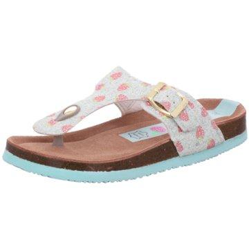 Bio Rock Offene Schuhe weiß