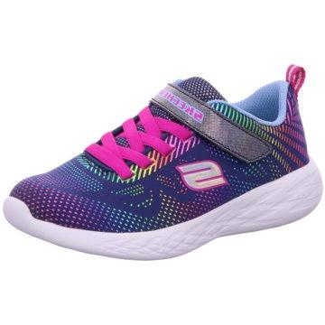 Skechers Sneaker LowGo Run 600 ShimmerSp bunt