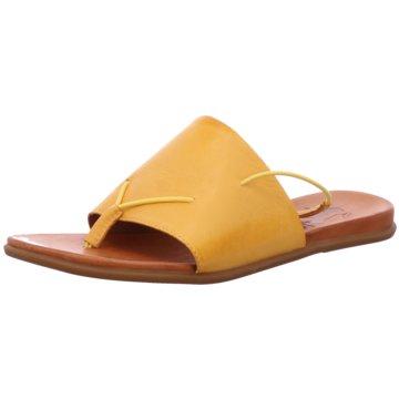 Mustang Zehentrenner gelb