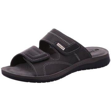 inblu Komfort Sandale schwarz