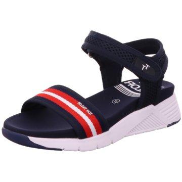 Tom Tailor Komfort Sandale -