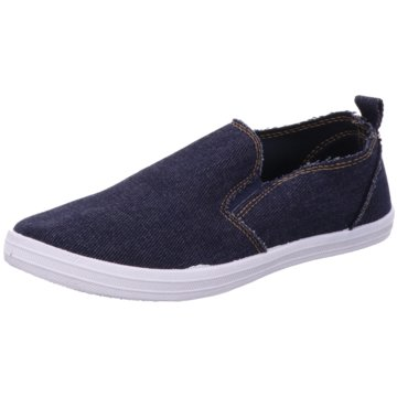 Slobby Slipper blau