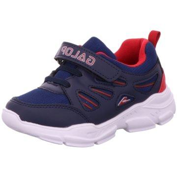 Galop Sneaker Low blau