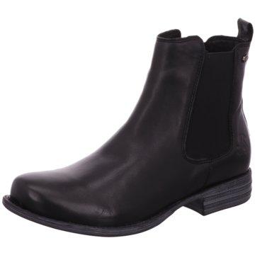 Mustang Chelsea Boot schwarz