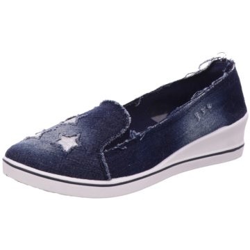 Scandi Slipper blau