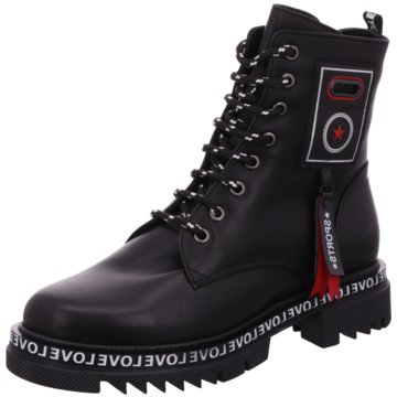 Manitu Boots schwarz
