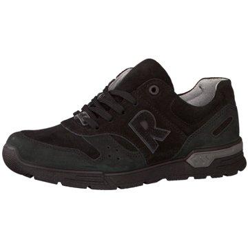 Ricosta Sneaker LowJohnny schwarz