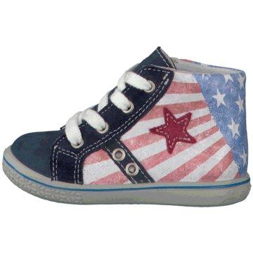 Ricosta Sneaker HighFLAG blau