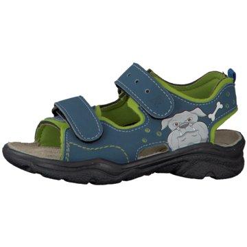 Ricosta Offene SchuheSurf blau