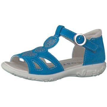 Ricosta Offene Schuhe türkis