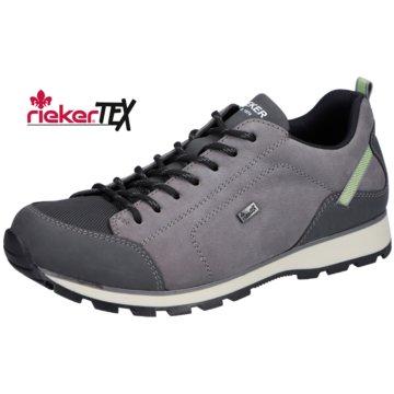 Rieker Outdoor Schuh grau