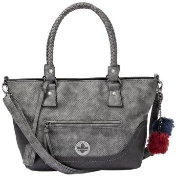 Rieker Taschen DamenSmirne Hobo Bag grau