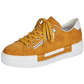 Rieker Top Trends SneakerSneaker gelb