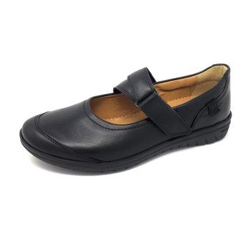 Hartjes Komfort Slipper schwarz