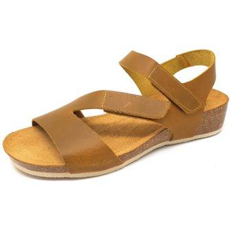 Brako Komfort Sandale braun