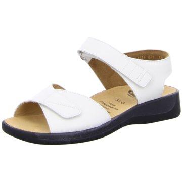 Ganter Komfort SandaleMonica,G weiß