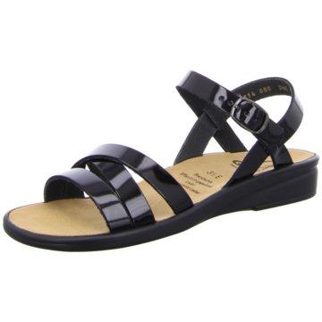 Ganter Komfort SandaleSandale schwarz