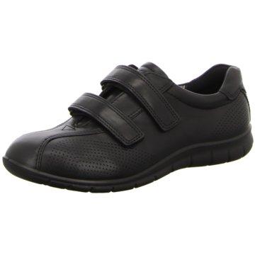 Ecco Komfort SlipperBabett schwarz