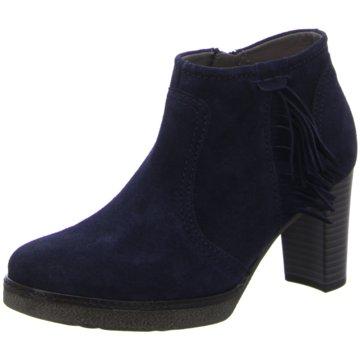 Gabor Ankle Boot blau
