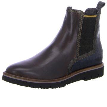 Maripé Chelsea Boot braun