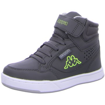Kappa Sneaker High grau