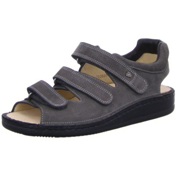 FinnComfort Komfort Schuh grau