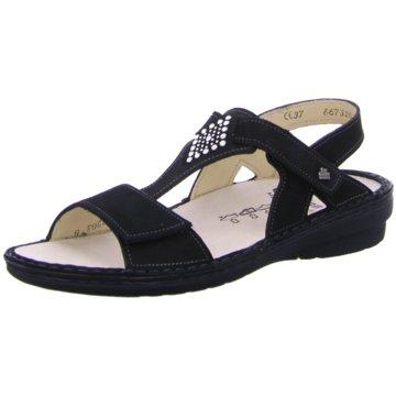 FinnComfort Komfort SandaleCalvia schwarz