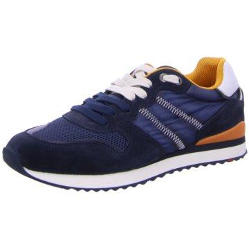 Lloyd Sneaker LowEastman blau