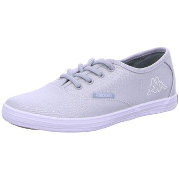 Kappa Sneaker LowHOLY SHINE grau
