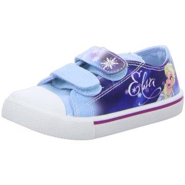 Disney Sneaker Low blau