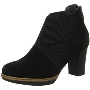 Gabor comfort Chelsea Boot schwarz