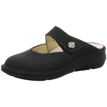 FinnComfort Komfort PantolettePantolette schwarz