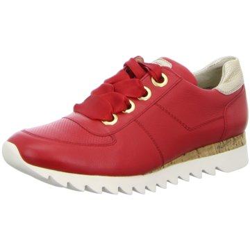 Paul Green Sneaker Wedges rot