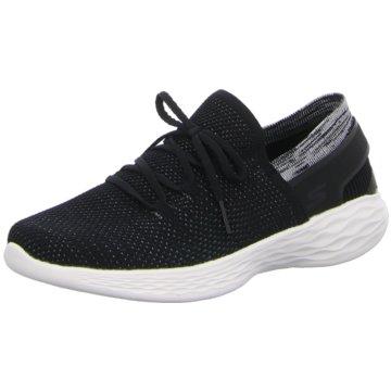 Skechers Sneaker LowSummits schwarz