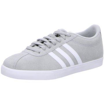 adidas Sneaker LowCOURTSET - AW4209 grau