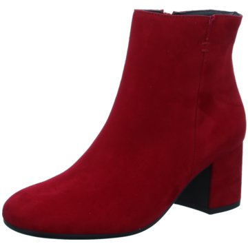 Paul Green Top Trends Stiefeletten rot