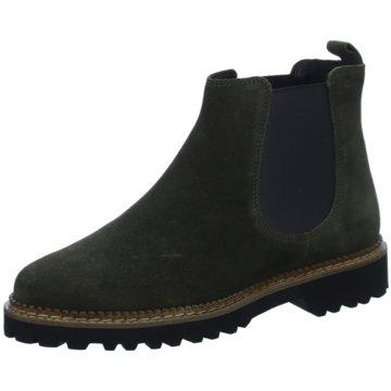 Sioux Chelsea Boot grün
