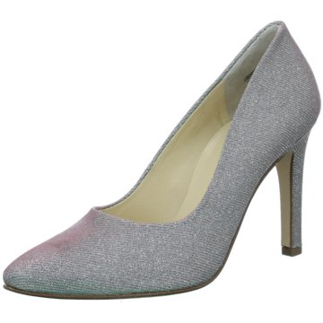 Paul Green Pumps silber