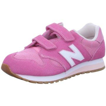 New Balance Sneaker Low pink