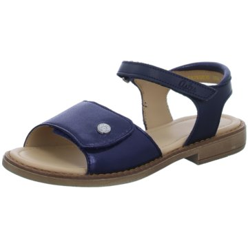 Aster Offene Schuhe blau