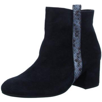 Gabor Klassische Stiefelette blau